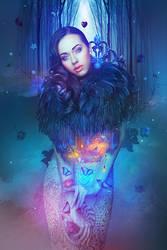 Magical butterflies by stellartcorsica