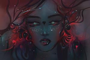 Deep love by stellartcorsica