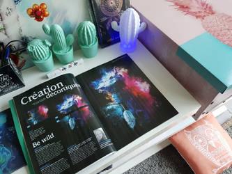 Tutorial digital creative january 2019 p 3 et 4 by stellartcorsica