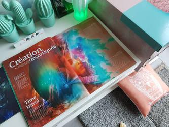 Tutorial digital creative january 2019 p 5 et 6 by stellartcorsica