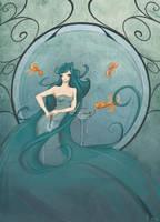 __Aquamarine__ by Pim-s