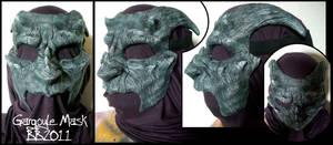 Gargoyle Mask by Magpieb0nes