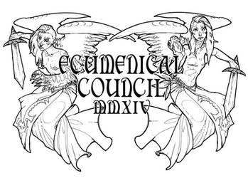 Ecumenical Council Design by Magpieb0nes