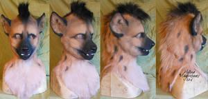 Hyena by Magpieb0nes