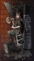 Lyric- A Larp character by Magpieb0nes