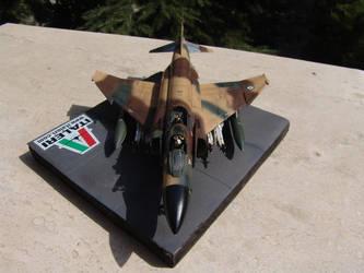 F-4D IRIAF by NightRaven1