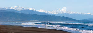 Southern Alps by Mikelyjohnsono