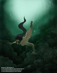 In fondo al laaaag! by YukiOshi