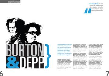 Magazine Spread 2 by punksafetypin