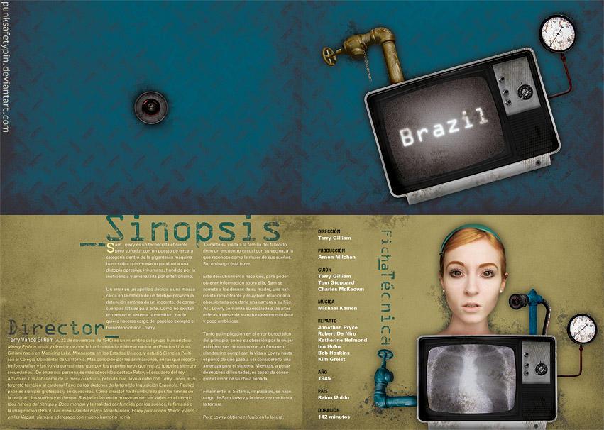 Brazil - Brochure by punksafetypin