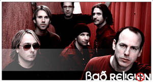 Bad Religion header by punksafetypin
