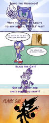 The Way Past Cool League Of Sonic's Friends by Missplayer30