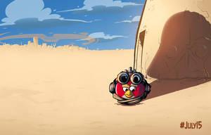 Angry Birds Star Wars II Teaser by SkiddMcMarxx