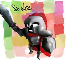 Sir Rockleesmile by betawho