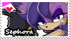 :GF:Sephora Stamp by ShayTheHedgehog97