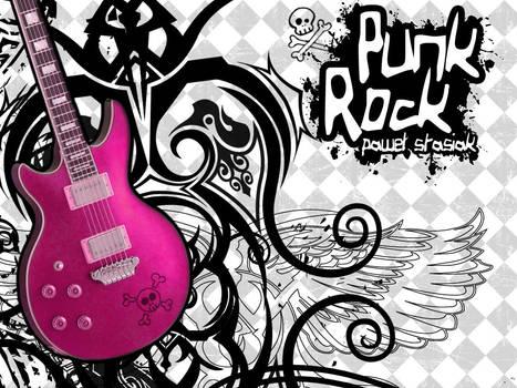 Punk Rock by Sonicrider69