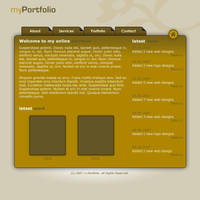 Personal Layout 4 by moDesignz