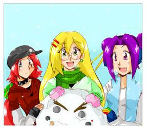 - Let it Snow - CA by Mimiche