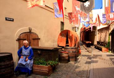 Tallinn IV by anniox