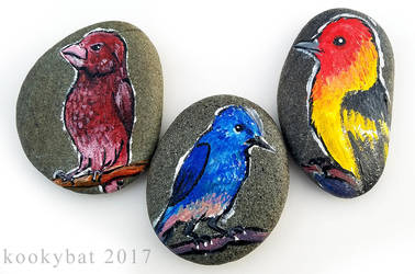 rockbirds by kookybat