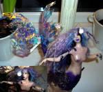 OOAK - Deepwater Mermaid by MirielDesign