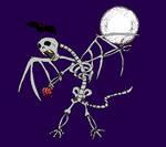 Skeleton Vampire by Cheeseburger911