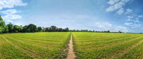 Nottingham Landscape by MattEdson