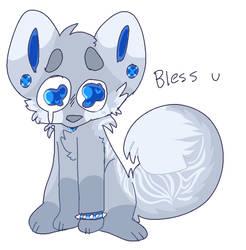 Bless U by Snekmm