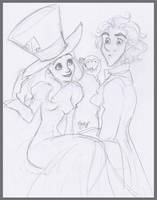 Sketch Request - Alice and Reg by Tell-Me-Lies