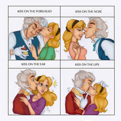 Kiss Meme - Alice and Hatter by Tell-Me-Lies