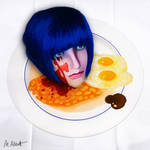 Head on a plate by design-fatality