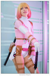 Gwenpool by Maxsy66