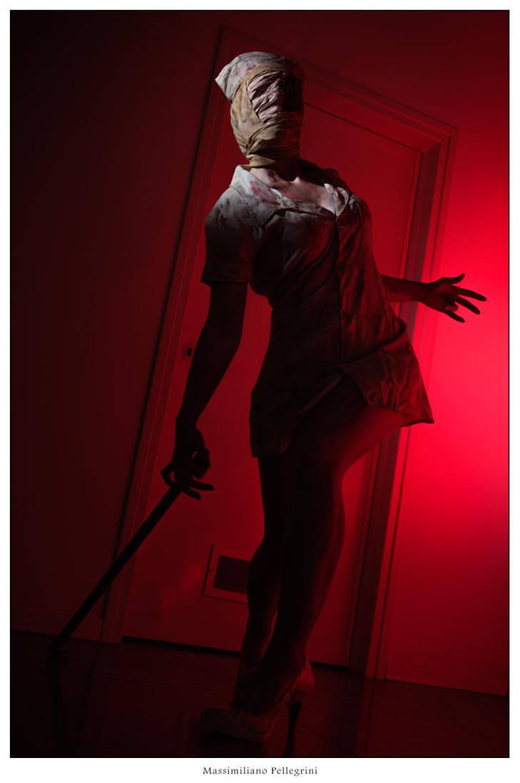 Nurse Silent Hill by Maxsy66