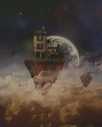floating, by atilthia