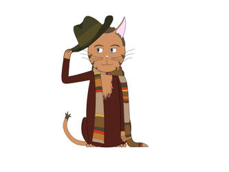 Doctor Meow the 4th by Wingdings66