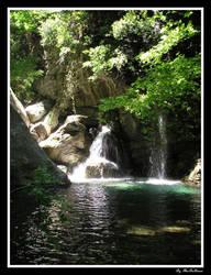 Waterfall by thebullman86