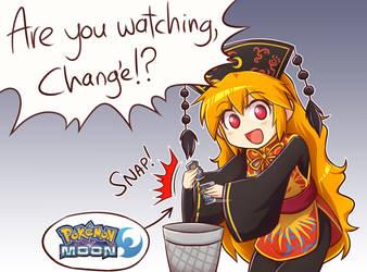 Pokemon Snap by miwol