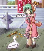 Quack by miwol