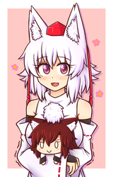 Kagerou Fumo When by miwol