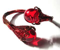 ..::Czerwony smok::.. by Nanavel