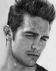 James Franco by ekota21