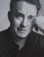 Tom Hanks by ekota21