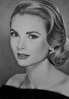 Grace Kelly by ekota21