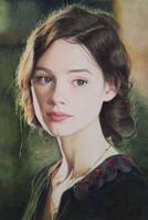 Astrid Berges-Frisbey by ekota21