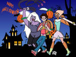 Halloween 2014 by Retro7