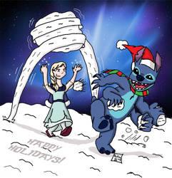 Secret Santa [(LeniProduction)] by Retro7