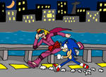 Setback x Sonic [Going My Way?] by Retro7