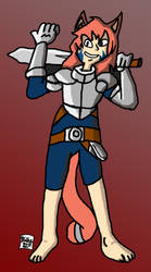 OTA Commission [KillerAdoptables (Sword Girls 2)] by Retro7