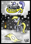 Derpy's Wish: Cover Page by NeonCabaret