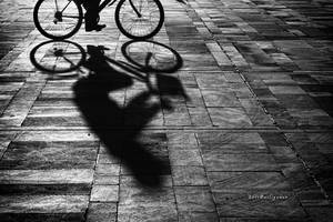bicycle by pigarot